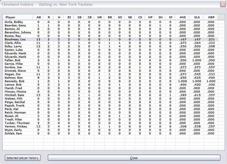 3 baseball individual stat sheet templates