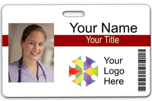 Id Badge Templates Pertaminico - Free id badge template