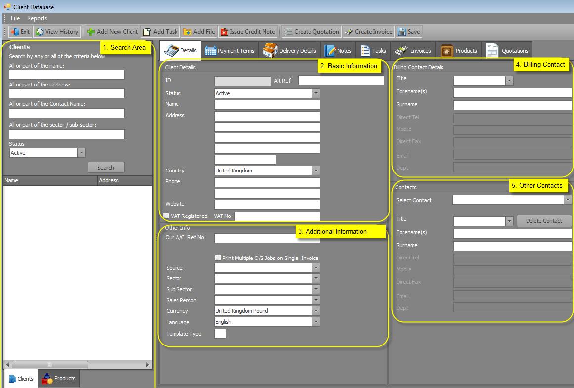 customer database image 2