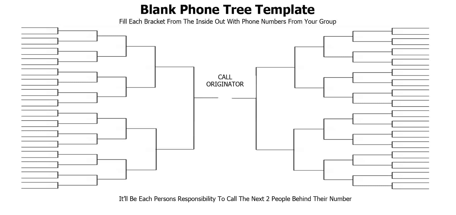 phone tree template image 1