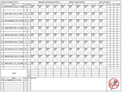 baseball score sheet template 3