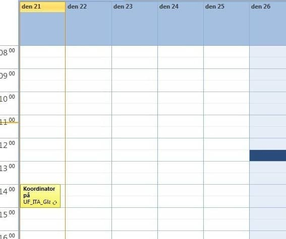 conference room schedule template preview 1