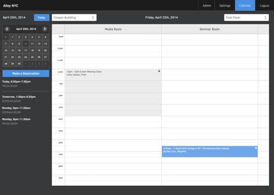 4 excel conference room schedule templates