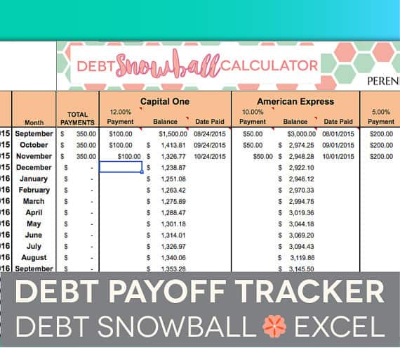 debt snowbasl template 3