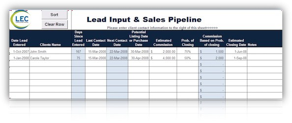 sales pipeline template preview 3