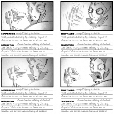 storyboard template preview 2